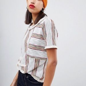 Anthropologie Current Air Top